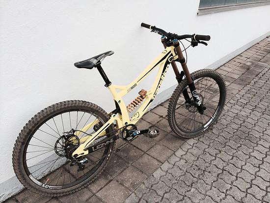 TR500 Öhlins/Fox40