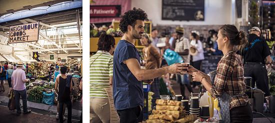Neighbourhood Market in Woodstock