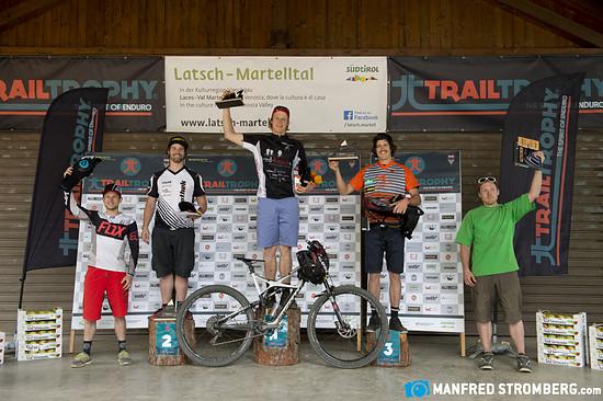 Siegerehrung Riderclass Men