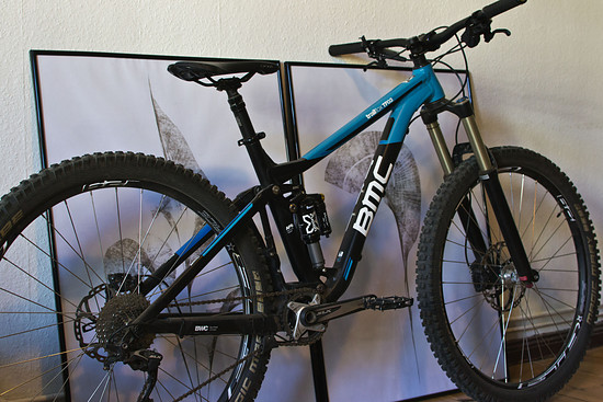 BMC Trailfox TF03 2014