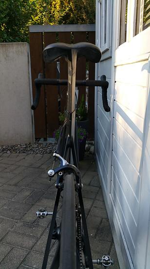 Selfmade Sattelstütze Kombi Radon Vallaint  165g