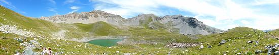 Der Lago Oserot, schön, schöner am schönsten.