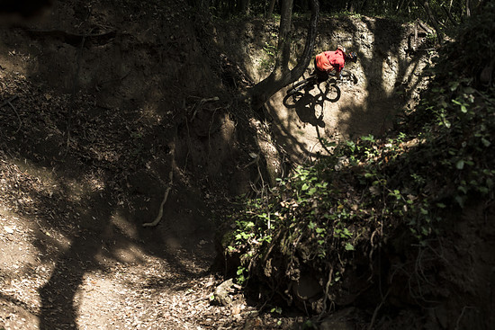 Der Canyon in Massa Marittima ist uns vom Spot-Check in bester Erinnerung