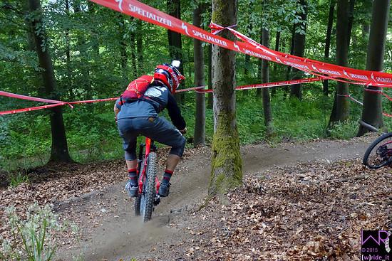 Fabi Scholz Focus Trail Team Stage 3