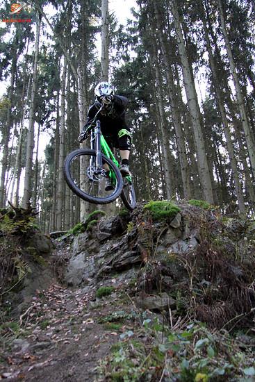 Team JOllify / FreestyleMediaWorld Rider Denyel @ Böllberg / Wetter, NRW