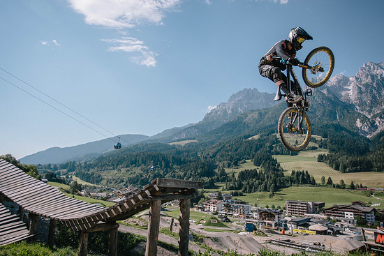 Spass in Leogang