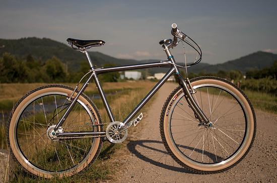 Black Forest Bike Works - Stahlross #01