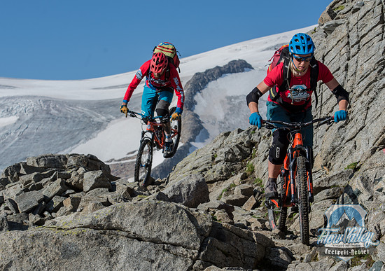 Flow Valley Gletscher Trail