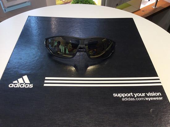 Adidas Tycane Pro S mit Fernkorrektur