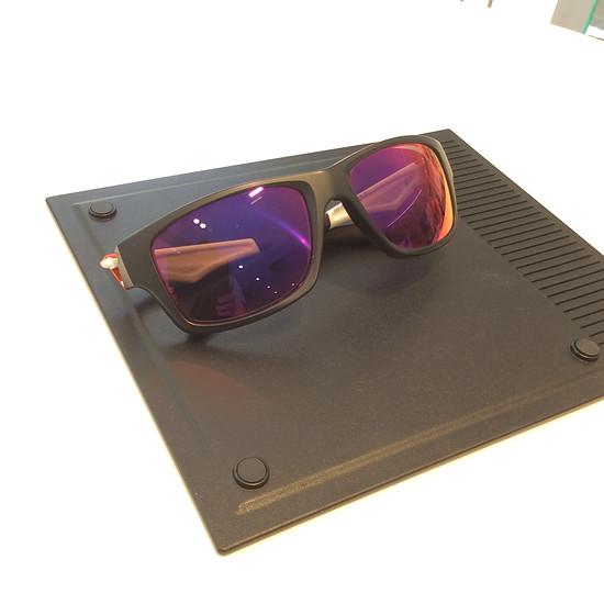 Oakley Jupiter Squared Troy Lee Design mit Oakley True Digital Korrekturgläser