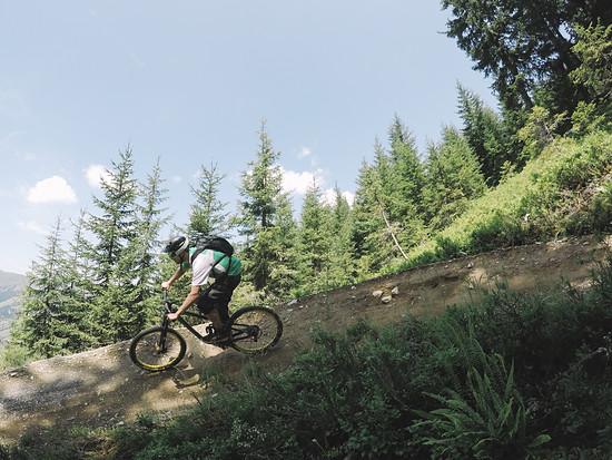 Hacklberg Trail - Saalbach Hinterglemm | GoPro Hero 4 Black