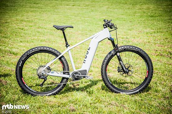 Das neue Rose Plus Bike mit Antrieb