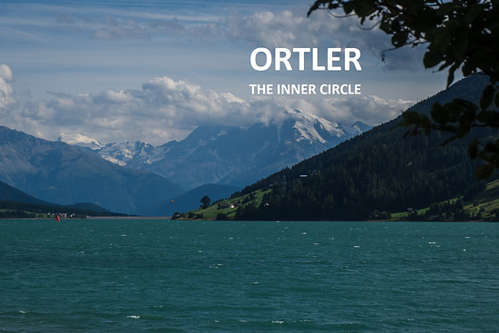 ortler - the inner circle (0) cover