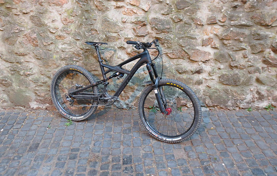 Specialized Enduro Carbon Expert 2014