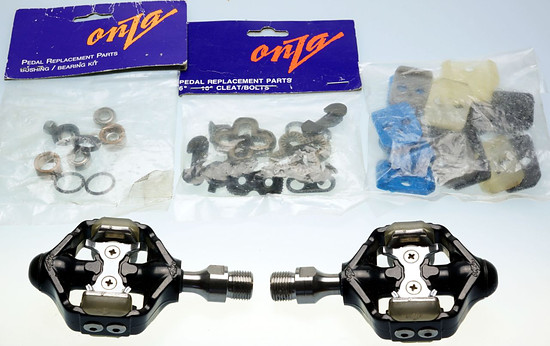 Onza HO Titanium NOS with spare parts