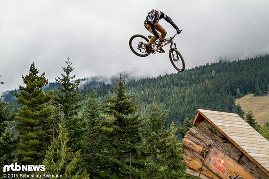 Logan Peat, 360 vom Boner Log