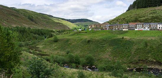 Afan - Afon Corrwg