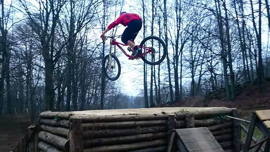 Dirts @bikepark osternohe