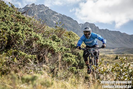 Christian Beeretz Stage 9 - Kuhantanamo-Trail