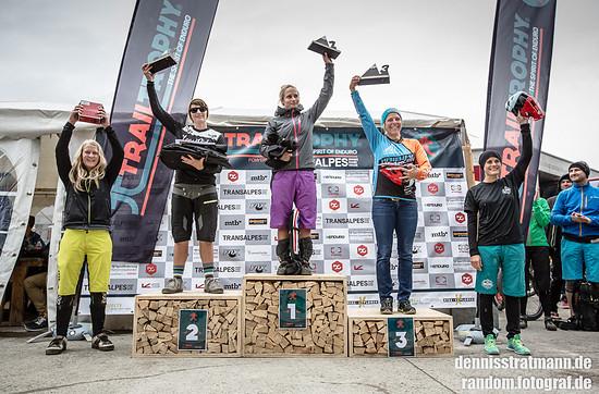Gewinner in Lenzerheide in der Klasse Rider Women