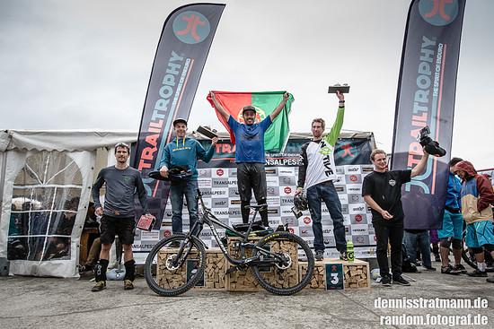 Gewinner in Lenzerheide in der Klasse Rider Men