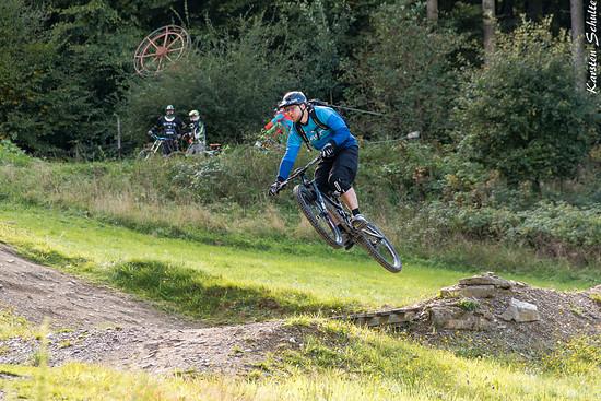 Last Rider Meeting in Warstein, Jochen Forstmann