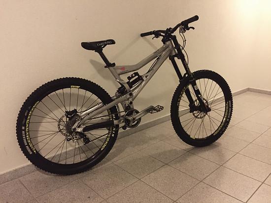 Low Budget Mongoose Bootr 650B
