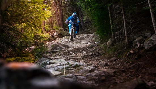 Plamort, 3-Länder-Enduro Trails