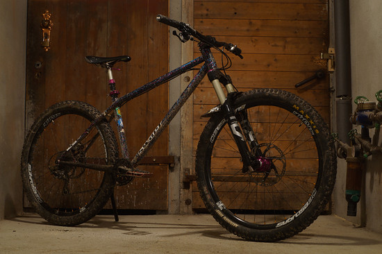 Swarf Cycles Hardtail