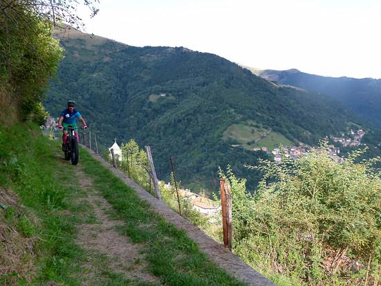Das Val Cavagna empfehle ich jedem, der mal was Einsameres sucht.
