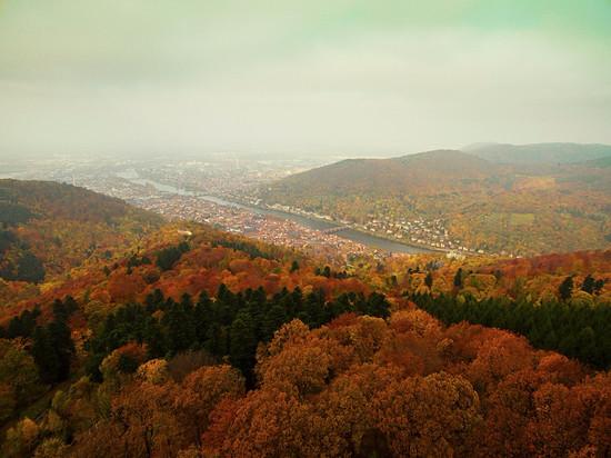 Autumn in Heidelberg