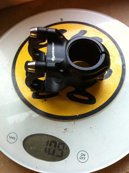 Syntace Megaforce 2 30mm