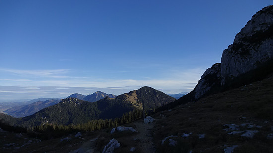 Ciemgauer Berge