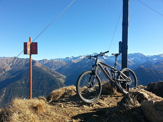 Gipfel (2231m)