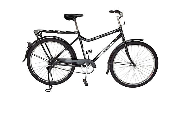 Mit diesem Fahrrad geht World Bicycle Relief das Mobilitätsproblem im ländlichen Afrika an: das WBR Buffalo Bike