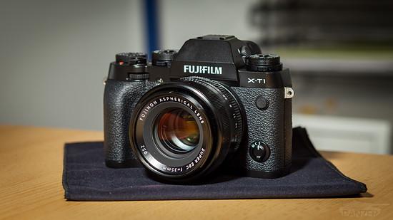 Fujifilm X-T1 35mm f/1.4
