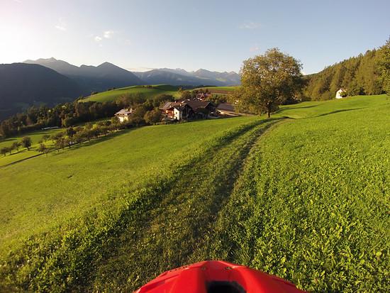 Brixen Plose GoPro Shot