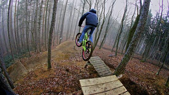 Sopron Downhill - Big Drop