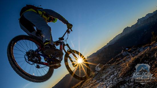Flow Valley Sunriser Wheely