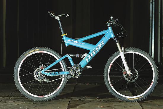Mein Bike der Woche: ein 1998er Stevens F5 Comp