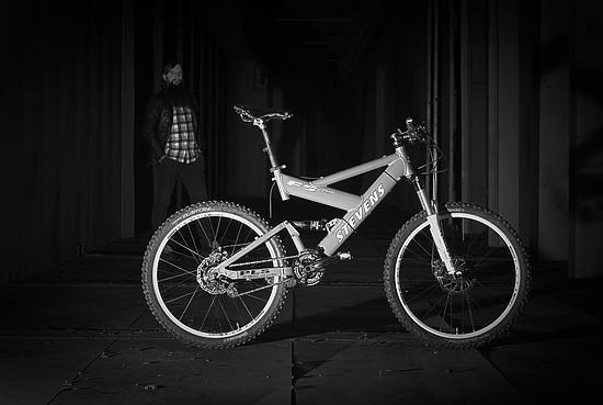 Mein Bike und ich: gemeinsam durch Dick und Dünn und alles Andere