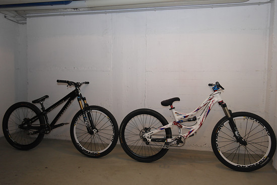 Specialized P3 & Specialized SX Slope