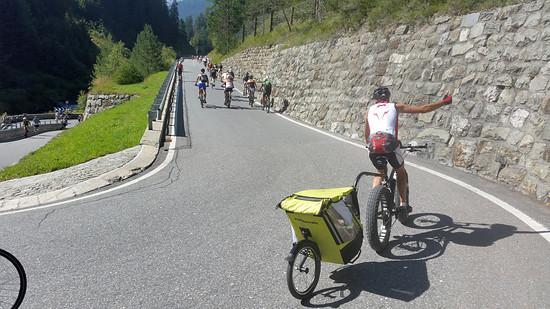 Stilfserjoch Radtag 2015