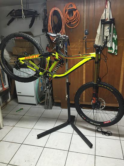 2016 Giant Glory 15,5 kg