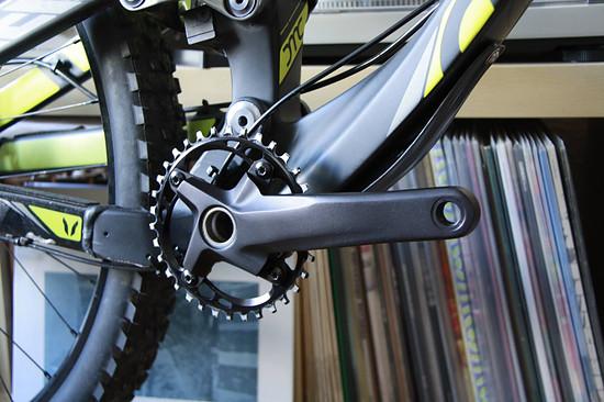 Shimano XTR M980 985 schwarz black eloxiert