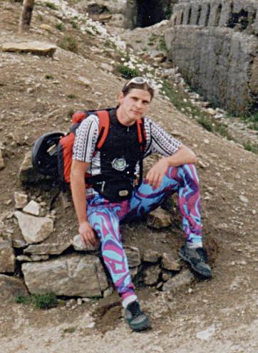 Hose aus den 90ern.