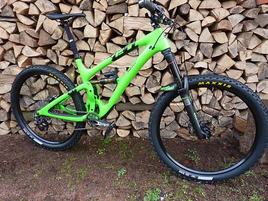 Yeti SB6C green