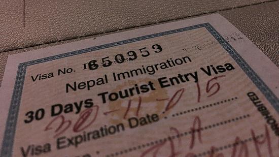 Willkommen in Nepal!