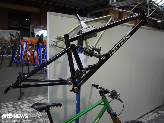 Kajak Custom Downhill Rahmen