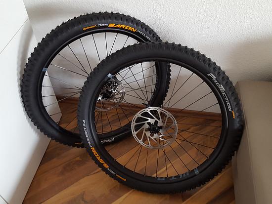 Laufradsatz  Acros